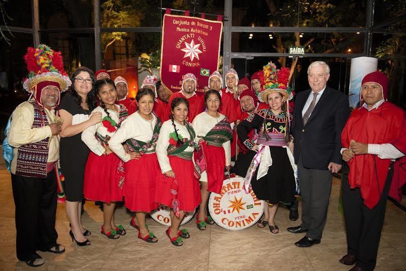 Confira quem participa da Peru Week 2015!
