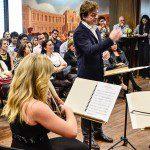 Teresa Perez Tours recebe recital da Orquestra Filarmônica Jovem de Viena