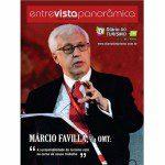 Márcio Favilla, da OMT, é o entrevistado da revista do DIÁRIO deste mês!