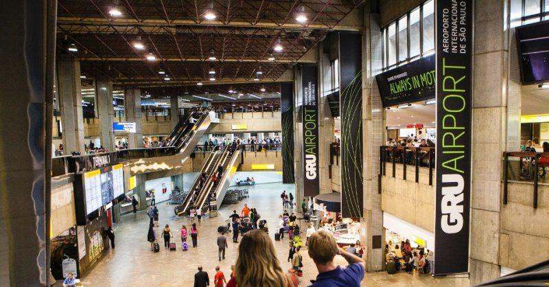 Número de prisões por tráfico no Aeroporto de Guarulhos aumenta 50%