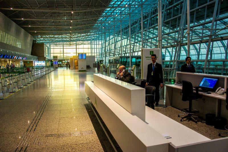Aeroporto De Natal : Aeroporto de natal é o mais confortável do país diz