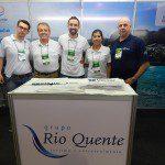 Grupo Rio Quente Resorts aquece a economia na Festuris