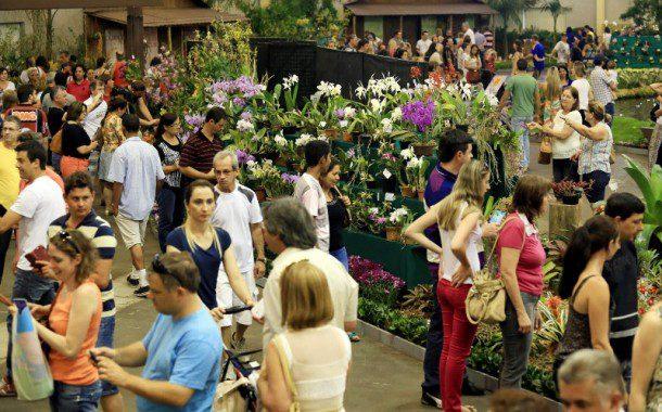 77ª Festa das Flores de Joinville começa na próxima semana