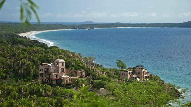 Hotéis de Riviera Nayarit recebem premiação por excelência para recém-casados