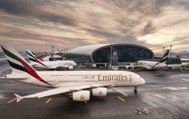 Grupo Emirates anuncia desempenho do primeiro semestre do ano fiscal