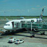Air New Zealand realiza voo inaugural para Buenos Aires, na Argentina