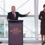 Etihad inaugura lounge no aeroporto JFK, nos Estados Unidos