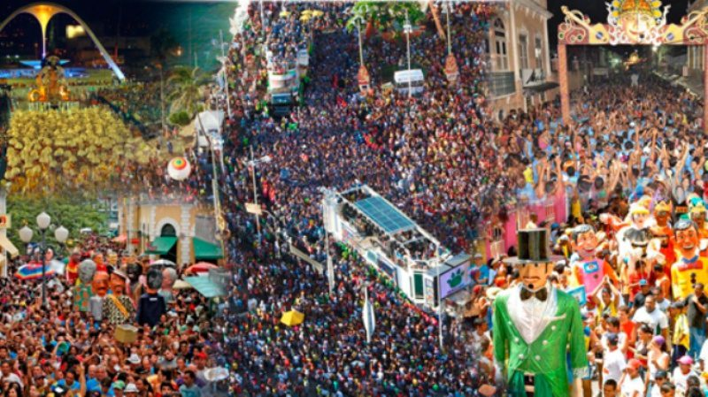 Carnaval anima Rio apesar de onda de crime e medo de febre amarela