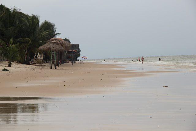 Praia do Vai Quem Quer: paraíso quase intocado (Foto: DT)