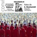 Porto Alegre Hostel Boutique recebe evento sobre a cultura do Marrocos