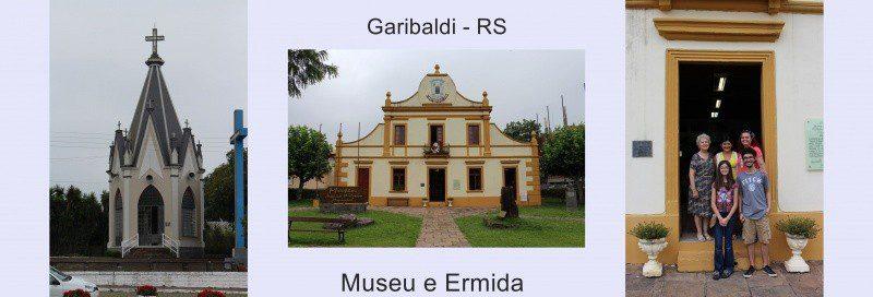 Museu e Ermida da cidade de Garibaldi (RS)