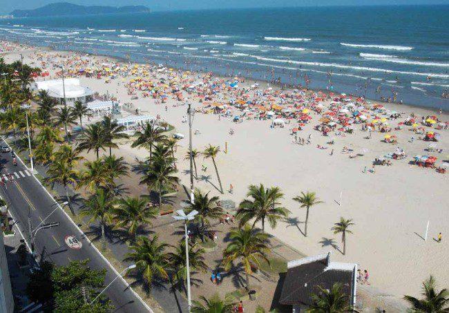 Praia Grande é o destino mais barato para passar o Carnaval no litoral paulista