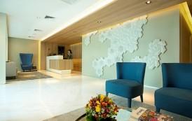 Royal Palm Residence ganha nova recepção e novo lobby