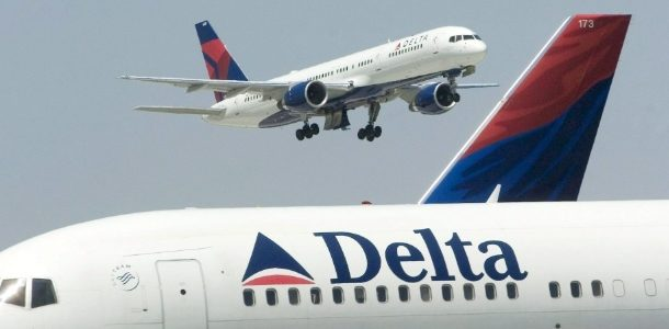 Delta contribuirá com 1% de seu lucro líquido para organizações de caridade