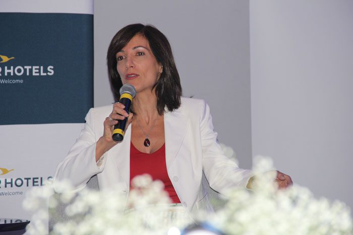 Magda de Castro Kiehl é a diretora Jurídica e de Riscos América do Sul e integra o comitê gestor (Foto: DT)