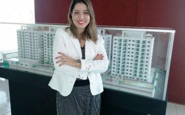 Aline Gratão, diretora de vendas do Salinas Park Resort: