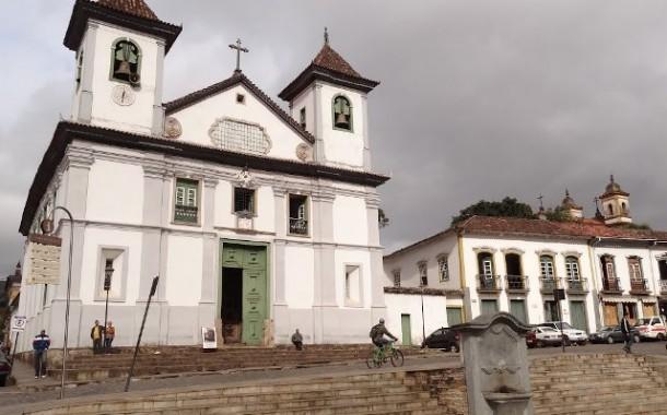 Reforma na catedral de Mariana fecha ponto turístico em Minas Gerais