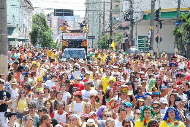 Capital paulista terá mais de 350 blocos de Carnaval em fevereiro