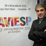 Fernando Santos, presidente da Aviesp, fala ao DIÁRIO sobre o cancelamento da Feira (RETRO 2017)