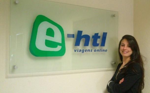 Juliana Gardinalli é a nova gerente de Internacional da E-HTL operadora