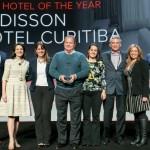 Radisson Hotel Curitiba é nomeado melhor hotel da rede em 2015