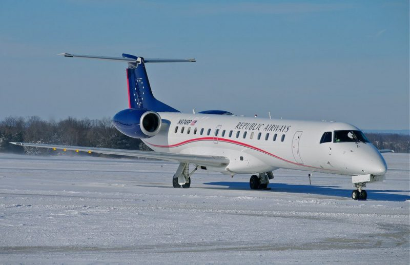 Republic Airways pede recuperação judicial nos EUA