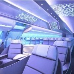 "Airbus lança novo conceito de cabines ""Airspace"""