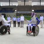 Duas instalações olímpicas são inauguradas em Deodoro no Rio