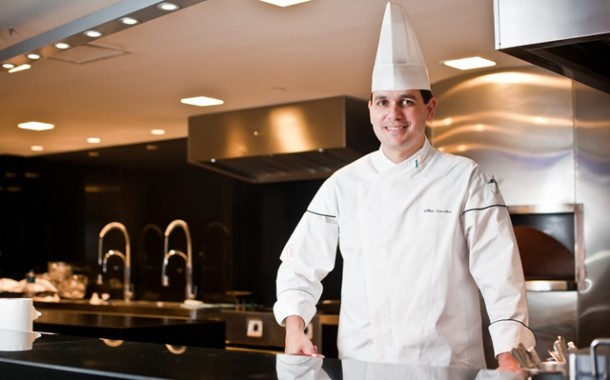 Chef Willian Carvalho, do Pullman Ibirapuera, convidado para cozinhar no Lollapalooza 2016