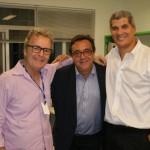 Luiz Henrique Miranda, da agência Amigo, visita nova sede do DIÁRIO