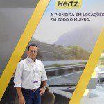 Hertz comemora resultados na WTM Latin America