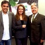 Palestra de Érica Drumond no Congresso de Conventions & Visitors abordaroom tax