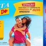 GTA prorroga promoções de programas até o dia 20 de março