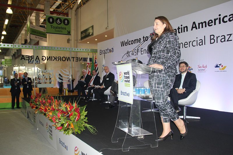 WTM LA 2016 é inaugurada no Expo Center Norte