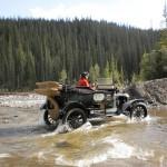 Aos 100 anos, Ford modelo T alcança recorde com viagem de volta ao mundo
