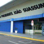 Aeroporto de Campina Grande encerra 2016 com 77% de redução de consumo de água