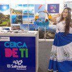 El Salvador presente pela primeira vez na Feira Aviesp