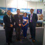 Marcos J. Oliveira palestra sobre El Salvador na Aviesp 2016