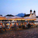 Lucerna, na Suíça central, abre as portas para Temporada Primavera/ Verão europeia
