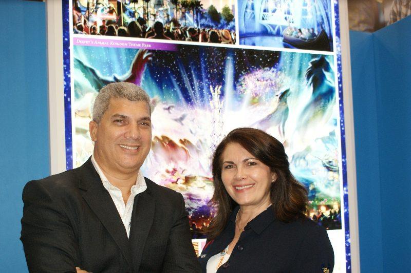 Maria Hulsewe, presidente da North America Destinations, fala ao DIÁRIO