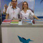 México investe em parcerias na 39a Aviesp