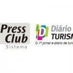 Press Club e DIÁRIO DO TURISMOfecham parceria
