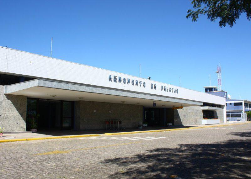 Aeroporto de Pelotas completa 87 anos de operações