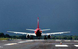 Passageiros da aviação comercial caíram 8,2% desde janeiro