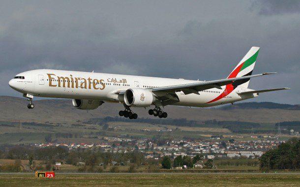 Emirates inaugura 3º voo diário para Cidade do Cabo dia 4 de julho