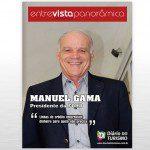 Entrevistado da REVISTA DO DIÁRIO é o presidente do FOHB, Manuel Gama