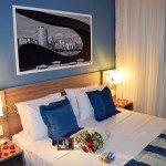 Confort Hotel Santos tem pacotes para Dia dos Namorados