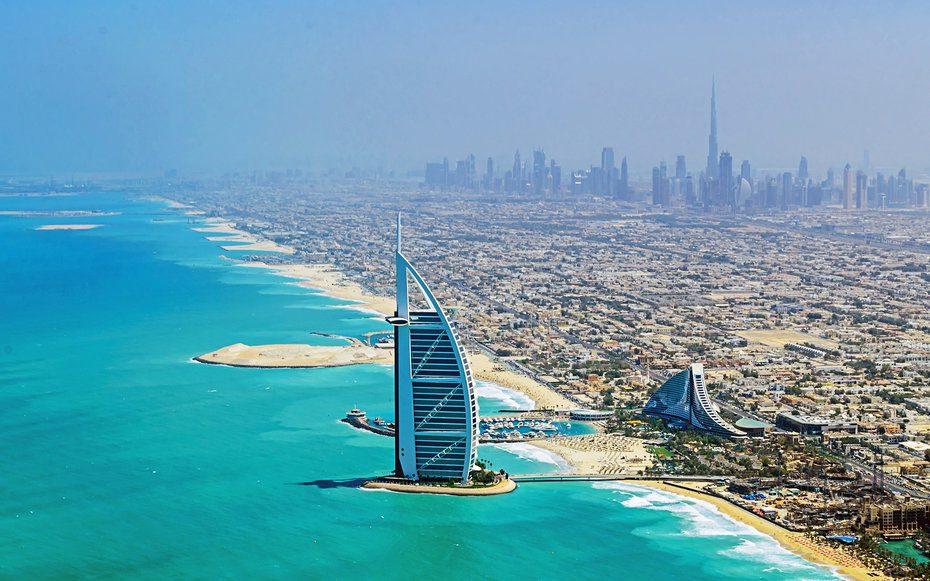 Turismo de Dubai recebe 14,2 milhões de visitantes em 2015