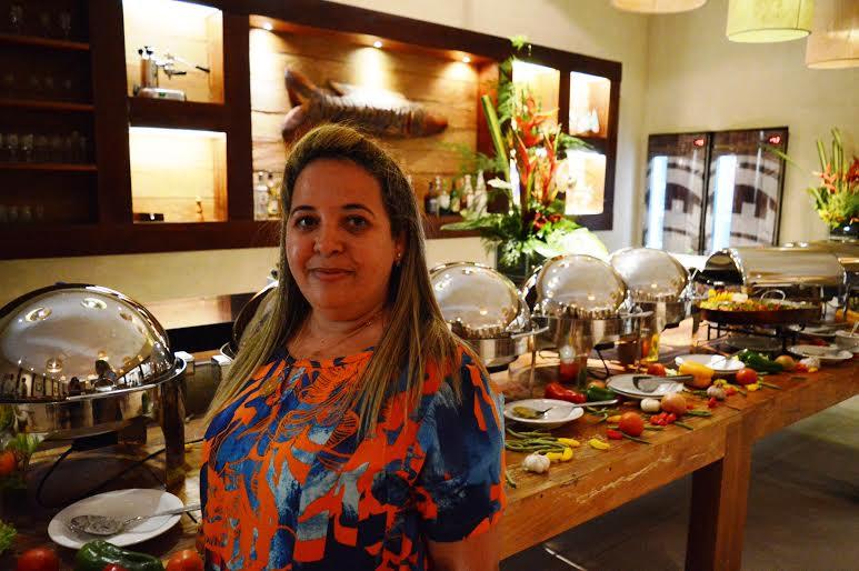 """""""Hoje é um outro Resort! Se antes eu já achava bom, agora está incrível!"""", disse Jaqueline Silva, Gerente da SR Viagens de Belo Horizonte, que visitou o La Torre pela 2ª vez"""