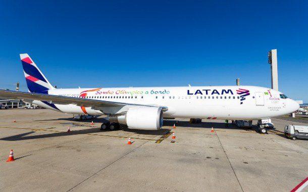 Grupo LATAM Airlines divulga estatísticas operacionais preliminares de fevereiro de 2018